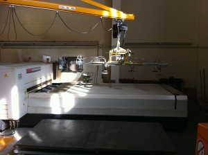 Ginsberg Metall 2D-Lasern